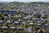 View of city from Blackford Hill, Edinburgh Allan Wright  /Scottish Viewpoint united kingdom,edinburgh,scotland,lothians,capital city of scotland,auld reekie,houses,terraced,town houses,house,suburbia,street,city,buildings,distant,private,suburban,trees,cityscape