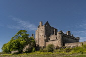 Craigmillar Castle, Edinburgh Allan Wright  /Scottish Viewpoint united kingdom,edinburgh,scotland,lothians,capital city of scotland,auld reekie,sunny,blue sky,bright,craigmillar castle,craigmillar,historic scotland,castle,architecture,ruined