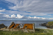 ruined shed, orkney Allan Wright /Scottish Viewpoint ruin,ruins,orkney,house,remote,houses,crumbling,cottage,cottages,housing,coast,coastal,coastline,water,sea,island,islands,isle,isles,nobody