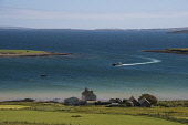 Hoy Ferry at Houton Bay, Orkney Allan Wright /Scottish Viewpoint Houton,aquamarine,bay,coast,ferry,hoy,orkney,scotland,scottish,coastal,coastline,water,sea,cottage,cottages,housing,house,houses,island,islands,isle,isles