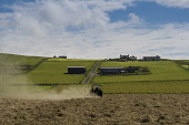 Farming on Mainland Orkney Allan Wright /Scottish Viewpoint agriculture,arable,field,fields,crop,crops,farm,farms,farming,countryside,tractor,orkney