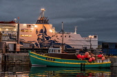 Northlink ferry, Orkney Allan Wright /Scottish Viewpoint boat,coast,dusk,ferry,fishing,harbour,northlink,orkney,port,scotland,scottish,stromness,ferries,transport,travel,travelling,ship,coastal,coastline,water,sea,island,islands,isle,isles