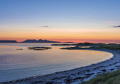 The view to the Eigg and Rum from near Arisaig, Allan Wright  /Scottish Viewpoint coast,coastal,coastline,water,sea,island,islands,isle,isles,small