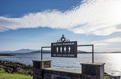 Memorial, Great Cumbrae Allan Wright  /Scottish Viewpoint blue sky,bright,pretty,peaceful,sunset,summer,tranquil,blue,colourful,bay,sea,island,great cumbrae,millport,ayrshire,united kingdom,firth of clyde,scotland,dramatic,nostalgic,in memory,historic,monume