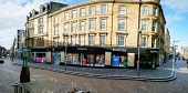 Panorama of normally bustling shopping hub Buchanan Street and Sauchiehall Street is empty as Glasgow city centre is deserted as people stay at home amid Coronavirus crisis Tony Clerkson /Scottish Viewpoint Coronavirus,Coronavirus lockdown,Covid-19,Glasgow,Glasgow City Centre,Glasgow lockdown,Quiet glasgow city centre,UK Lockdown,deserted Glasgow streets,empty commercial centre,empty shopping centre,empt