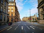 Eerily quiet George Square as Glasgow city centre is deserted as people stay at home amid Coronavirus crisis Tony Clerkson /Scottish Viewpoint Coronavirus,Coronavirus lockdown,Covid-19,Glasgow,Glasgow City Centre,Glasgow lockdown,Quiet glasgow city centre,UK Lockdown,deserted Glasgow streets,empty commercial centre,empty shopping centre,empt
