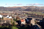 Stirling, Scotland looking towards the Wallace Monument from the Castle, Chris Robson /Scottish Viewpoint stirling,city,nobody,outdoors,daytime,cityscape,skyeline