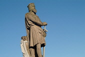The Statue of Robert the Bruce at Stirling Castle Chris Robson /Scottish Viewpoint stirling,city,nobody,outdoors,daytime