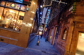 Mitchell Lane, the Lighthouse  Glasgow  Scotland Chris Robson /Scottish Viewpoint city,people,outdoors,night,lighthouse