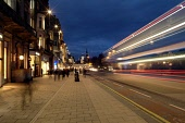 Princes Street, Edinburgh  Scotland Chris Robson /Scottish Viewpoint city,people,outdoors,night,dusk,dark