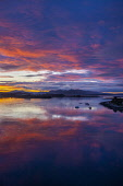 Sunset over Mull and the Firth of Lorne, Argyll Tony Hardley /Scottish Viewpoint scotland,sunset,mull,isle of mull,scottish islands,islands,hebrides,firth of lorne,loch etive,north connel,lora view,yachts,connel,landscape,west highlands,reflections,coast,coastal,coastline,water