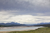 Ben Loyal from the Kyle of Tongue , Sutherland, Highlands Bill McKenzie/Scottish Viewpoint beach,beaches,sand,sandy,coast,coastal,coastline,water,sea,mountain,mountains,hill,hills,nobody