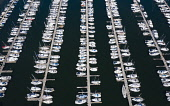 Aerial view of Largs Yacht Haven , Scotland, UK Iain Masterton /Scottish Viewpoint Scotland,Scottish,coronavirus lockdown,Largs marina,largs yacht haven,many boats,aerial view,drone image,North ayrshire,covid-19 lockdown,pandemic,daytime,outdoors,uk,United Kingdom,Britain,british,du