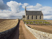 Boarhills Church, Boarhills, East Neuk of Fife Allan Coutts  /Scottish Viewpoint architecture,attraction,boarhills,boarhills church,christian,country,countryside,crail,dyke,east neuk,exterior,feild,fife,grassland,historic,isolated,isolation,kirk,lane,meadows,preserved,rural,st and